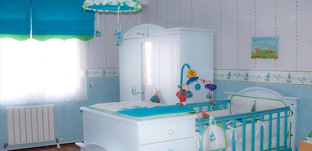 Como decorar el cuarto del bebe - Como decorar el dormitorio de un bebe ...