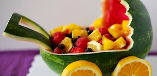 hacer frutas: