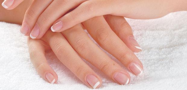 Снять волосы ногти